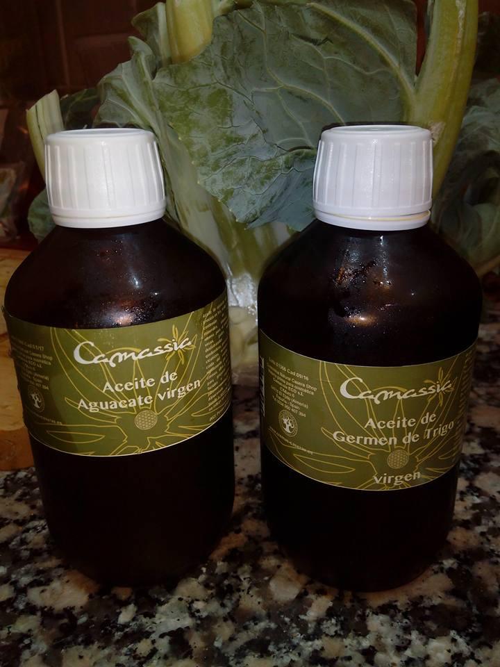 Aceite de Germen de Trigo y de Aguacate, dos poderosos hidratantes anti edad para pieles secas o maduras. 7